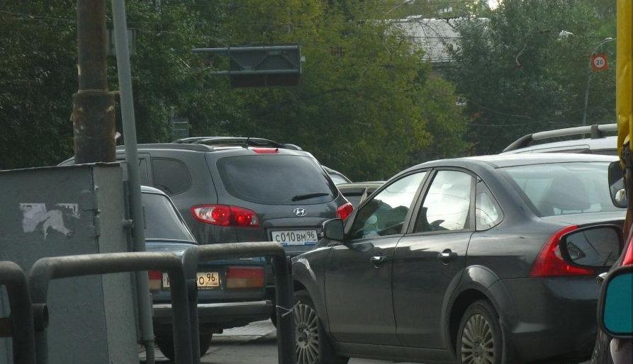 Негласные правила водителей или чего нет в ПДД