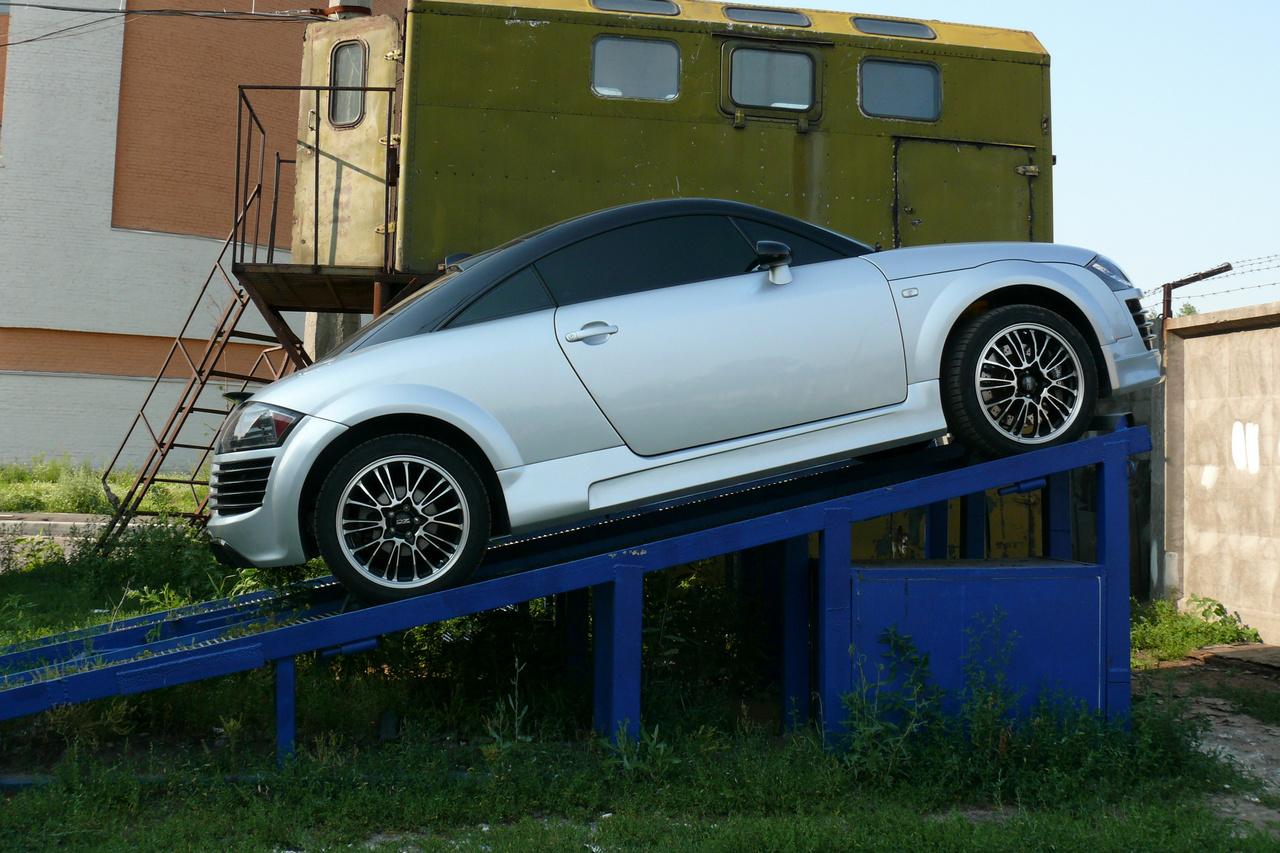 Как определить техническое состояние нижней части автомобиля