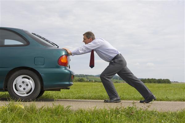 Что делать, если не заводится машина