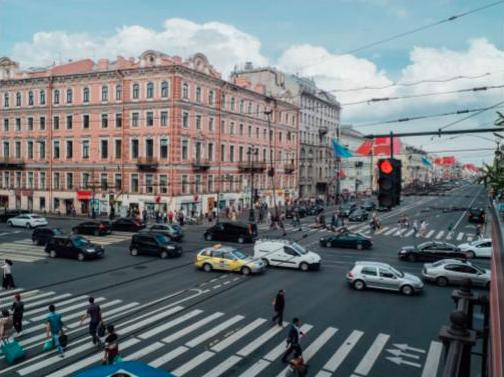 В российских регионах появятся «умные» перекрестки